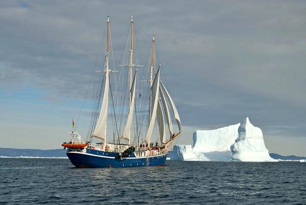 Fotoreis de Scoresby Sund Groenland 2017